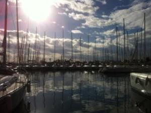 Kalamaki Marina, Zeilen in Griekenland
