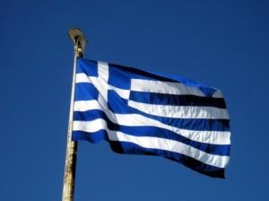 Griekse vlag, Zeilen in Griekenland
